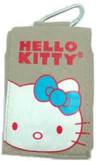 Hello Kitty Mobiltaske (Brun-Blå Loop) Mobiltaske