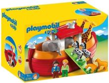Playmobil 1.2.3 My Take Along Noahs Ark
