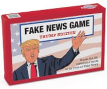 Fake News Trump Edition Kartenspiel