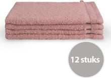 Byrklund Washand 16x21 cm 500gram Oud Roze - 12 stuks