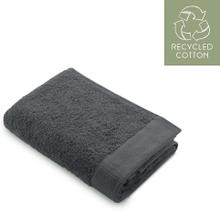 Walra Remade Cotton Handdoek 50 x 100 cm 550 gram Antraciet