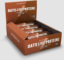 Oats & Whey Protein Bar - Chocolate Chip