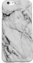 Marble cover, iPhone 6 Plus sort, hvid el. rød Sort
