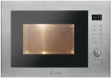 Candy MIC 25 GDFX, 25 L, 900 W, Knapper, Dreje, Rustfrit Stål, 1000 W, 594 mm