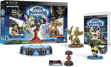 Skylanders Imaginators Starter Pack (#) (Spanish Box - ENG/SPA/FR IN GAME) (PS3)