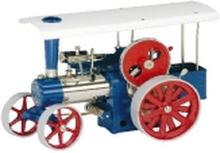 Wil D 415 damptraktor blå, byggesæt
