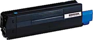OKI C5100 C (42127407) Lasertoner, Svart, kompatibel (5000 sidor)