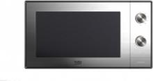Beko MOC 20100 S, Countertop, 20 L, Dreje, Sølv, 24,5 cm, 700 W