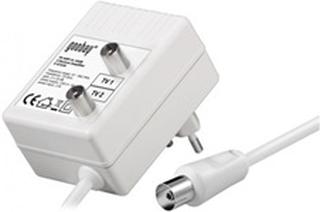 Goobay TV AMP 2x10dB TV signal amplifier