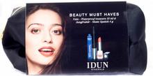 IDUN Minerals Makeup Kit/Gaveæske (10 ml x 4g)