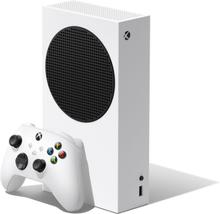 Microsoft Xbox Series S 512GB Hvid