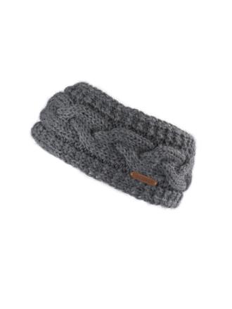 Pandebånd 100% ren ny uld Fra Giesswein grå - Peter Hahn