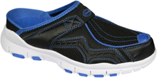 Scholl Jump Black Royal Blue