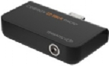 Terratec 195447, Dongle, Sort, DVB-T, 1080p, Micro-USB