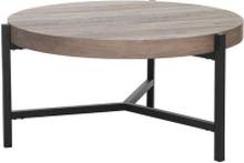 Soffbord brungrå BONITA