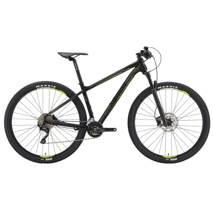 "Merida Big Nine Vasa Sälen Unisex Hardtail MTB Svart 20"" (XL)"
