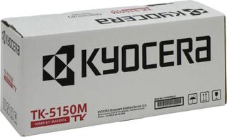 Kyocera Tonerkassette TK-5150M 1T02NSBNL0 Original Magenta 10000 Seiten
