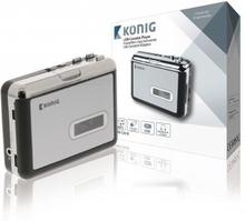 König Kassett - MP3-omvandlare