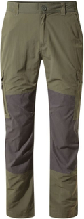 Craghoppers Men's Nosilife Pro Adventure Trouser Herre friluftsbukser Grønn 34 Long