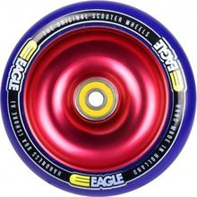 Eagle 110mm V2 Rød Kerne Hjul Komplet Lilla