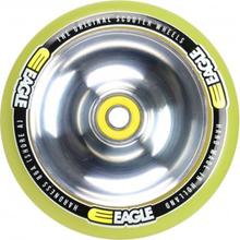Eagle 110mm V2 Silver Kerne Hjul Komplet Grøn