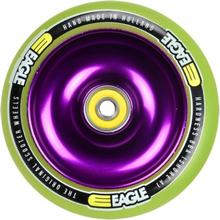 Eagle 110 mm V2 Lilla Kerne Hjul Komplet Grøn