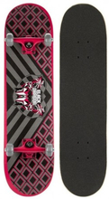 Black Dragon RED Skateboard