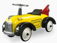 Gåbil Retro Roller Tommy Kranbil