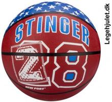 New Port Basket Ball størrelse 7 Stinger