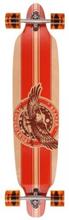 Reaper Longboard LB41 Red