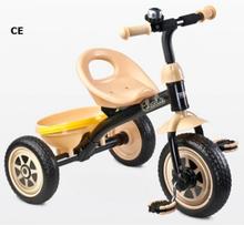 Trehjulet Cykel Charlie Beige
