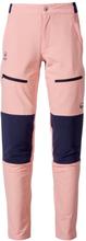 Pallas II W Warm X-stretch Pants Coral 38