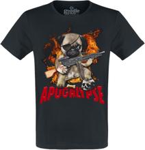 Goodie Two Sleeves - Apugalypse -T-skjorte - svart