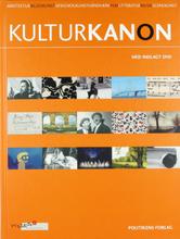 KULTURKANON – med DVD