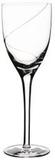 Kosta Boda Line Clear Vin 20cl 6-pack Anna Ehrner