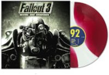 Fallout 3: Original Game Soundtrack Zavvi Exclusive 'Nuka Cola' Limited Edition Colour LP