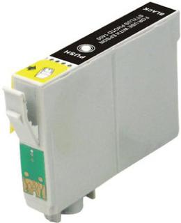 Epson T1291 BK Sort kompatibel blækpatron (18 ml)