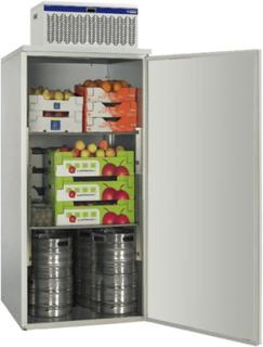 Køleskab - 1850 liter - med køleenhed