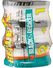 Black & Decker Trimmertråd 3x10m Reflex