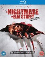 A Nightmare on Elm Street - Collection (Blu-ray) (Tuonti)
