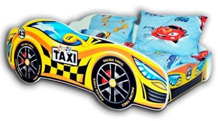 Cool beds Taxi car bilsäng - 140x70