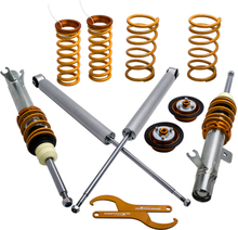 Compatible for Ford Focus Mk1 Adjustable Suspension Coilovers Amd Coilover