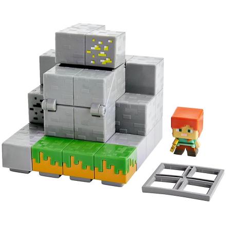 Minecraft miljø Mini sæt vandfald underligt - Fruugo