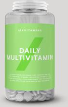 Daily Multivitamin Tablets - 60Tablets
