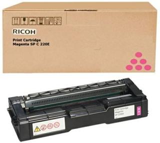RICOH Tonerkassett magenta, 1.600 sidor 407545 Replace: N/ARICOH Tonerkassett magenta, 1.600 sidor