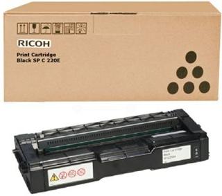 RICOH Tonerkassett svart, 2.000 sidor 407543 Replace: N/ARICOH Tonerkassett svart, 2.000 sidor