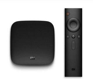 Smart TV Adapter Xiaomi Mi BOX 4K 8 GB 2 GB RAM HDR Svart
