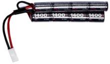 Batteri - 9.6V 1400mAh Cranestock - Liten Plugg - NiMH