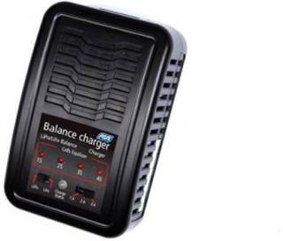 Batterilader - LiPo & LiFe med Autostopp