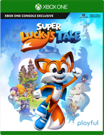 Super Lucky's Tale na Xbox One